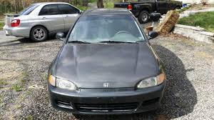 1995 honda civic dx hatchback 1 5l jdm vtec bubble