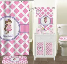 Pink Bathroom Ideas by Funky Orange Bathroom Accessories Bathroom Accessories