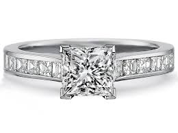 square diamonds rings images Engagement ring princess diamond engagement ring square diamonds jpg