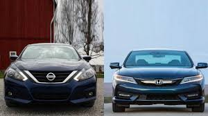 nissan altima coupe generations 2016 nissan altima vs 2016 honda accord coupe manual youtube