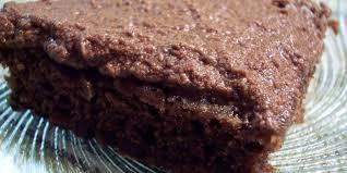 the absolute best dark chocolate chocolate chip texas sheet cake