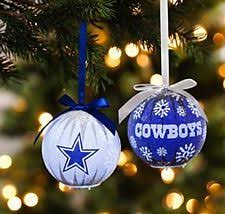 dallas cowboys ornament merchandise at christmasornamentslover