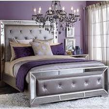 I HAVE FOUND THE COLOUR Smoked Amethyst White Swan Crafts - Aubergine bedroom ideas