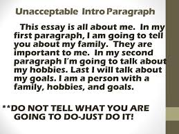 all about my family essay Free Essays and Papers