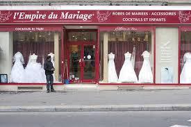 magasin mariage barbes l empire du mariage mariage 10ème 75010 adresse horaire
