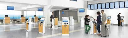 kiosk travel information american airlines