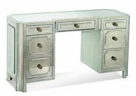 Sei Mirrored Vanity Mirrored Desk