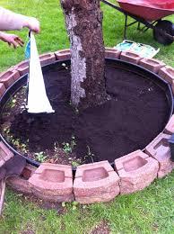 landscaping with bricks landscaping bricks around trees articlespagemachinecom