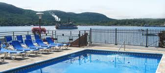 Hotels Near Six Flags White Water Lake George Motel Directly Located On The Shore Of Lake George