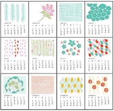 printable art calendar 2015 5 free printable 2014 calendars hip mama s place