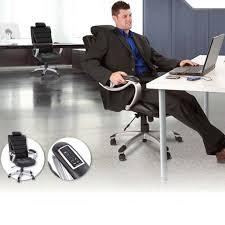 siege massant chauffant fauteuil de bureau chauffant et massant vilacosy
