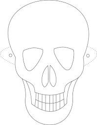 halloween mask printable templates best photos of ghost mask template printable u2013 ghost halloween in