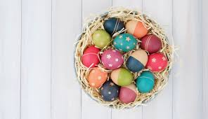 tutorial how to colour easter eggs queen fine foods