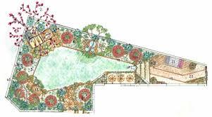 unique backyard landscape design