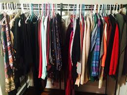 how to keep your clothes organized when you have little or no
