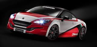 peugeot rcz rear rcz r bimota boasts 224kw 1 6 litre turbo engine