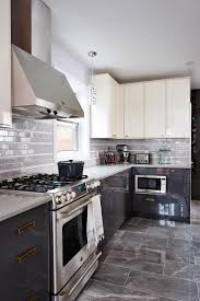 Two Colour Kitchen Cabinets 264 Best Gray Cabinetry Images On Pinterest Kitchen Ideas