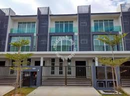 3 storey house below market 3 storey house bangi avenue 3 bangi best unit