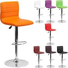 modern orange bar stools bar stools overstock orange bar stools orange wire bar stools
