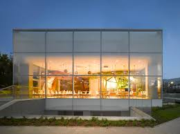 glass box architecture opening today eastern europe u0027s first children u0027s museum and