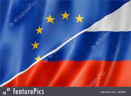Russian Flag Colors Europe And Russia Flag Illustration