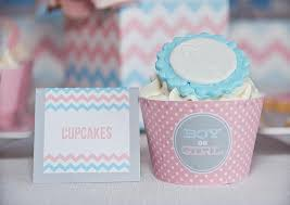 kara u0027s party ideas gender reveal party planning ideas cake