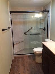 bathroom improvement ideas bathroom redo bathroom acrylic bathtub wrap around shower