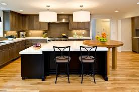 multi level kitchen island designs 1003