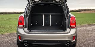 nissan almera luggage capacity mini countryman review carwow