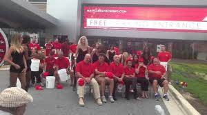 maryland live casino takes on the als ice bucket challenge youtube