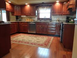 Rug In Kitchen With Hardwood Floor Kitchen Kitchen Rugs For Hardwood Floors Picture 003 Hardwood