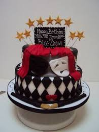 broadway cake theatre themed cake for all your cake decorating