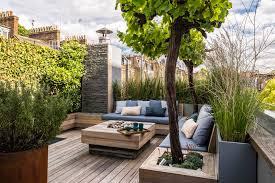 adolfo harrison rooftop residential garden notting hill u k