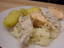 cuisiner choucroute choucroute de poisson ma p tite cuisine