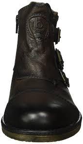 casual biker boots bugatti coats sale bugatti men u0027s 311197303000 biker boots shoes