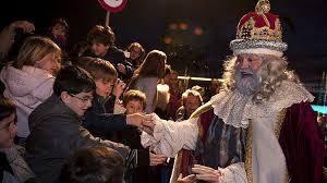 fotos reyes magos cabalgata madrid los reyes magos ocupan madrid por dos horas y media en su cabalgata
