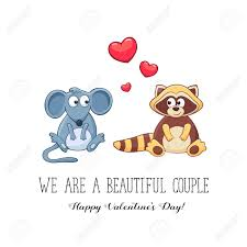 happy s day mouse animals with hearts we are a beautiful happy