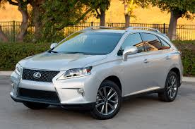 lexus rx news and reviews autoblog
