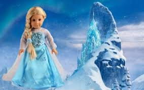 disney frozen elsa dress american dolls 17 97