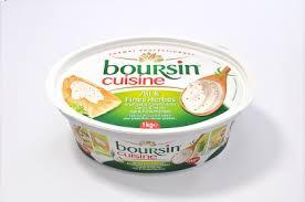 boursin cuisine boursin cuisine afh 1kg splo