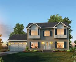 bungalow two section series our model homes in syracuse ny