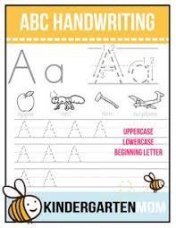 free alphabet worksheets uppercase u0026 lowercase ultimate