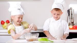 conseils pour cuisiner avec les enfants skyspa