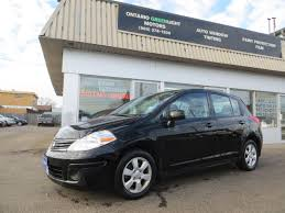 nissan tiida black new and used nissan versas in mississauga on carpages ca