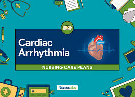 3 cardiac arrhythmia digitalis toxicity nursing care plans