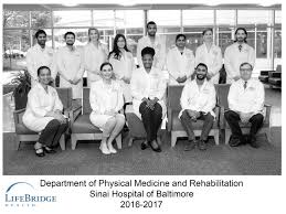 sinai hospital physical medicine and rehabilitation residency