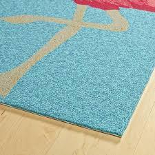 pink flamingo fantasy indoor outdoor rugs nautical luxuries
