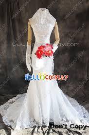 costume wedding dresses one boa hancock wedding dress costume