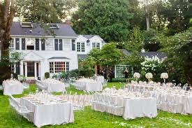 garden wedding ideas glamorous garden wedding ruffled