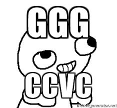 Ggg Meme Generator - ggg ccvc fsjal meme generator